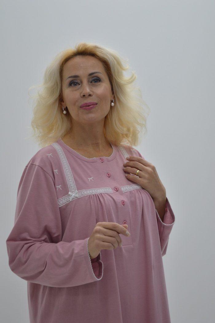 camisa 100% algodão com rendas